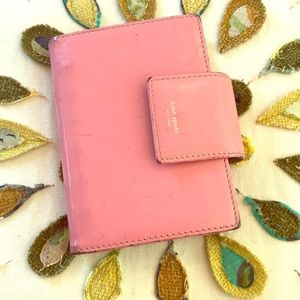 Kate Spade Leather Planner Cover